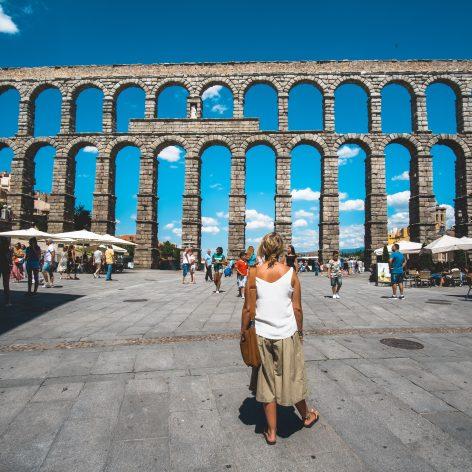 Mappo Street escape | Escape aire libre Juegos geolocalizados | Urban escape city room exterior Segovia 1